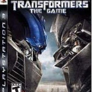 PS3 Transformers the Game (Pre-owned)